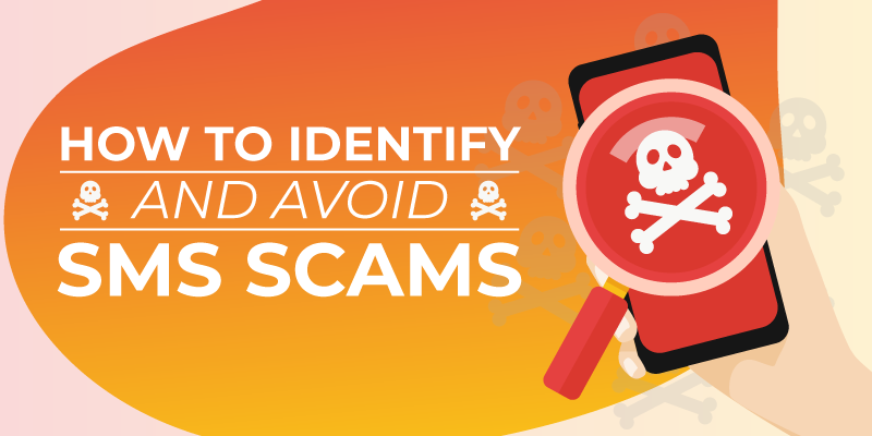 How to Avoid SMS Scams (Banner)