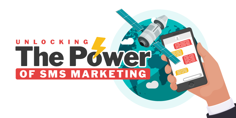 Unlocking the Power of SMS Marketing (Banner)